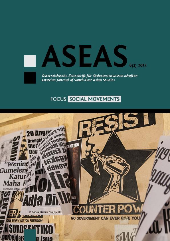 View Vol. 6 No. 1 (2013): Social Movements