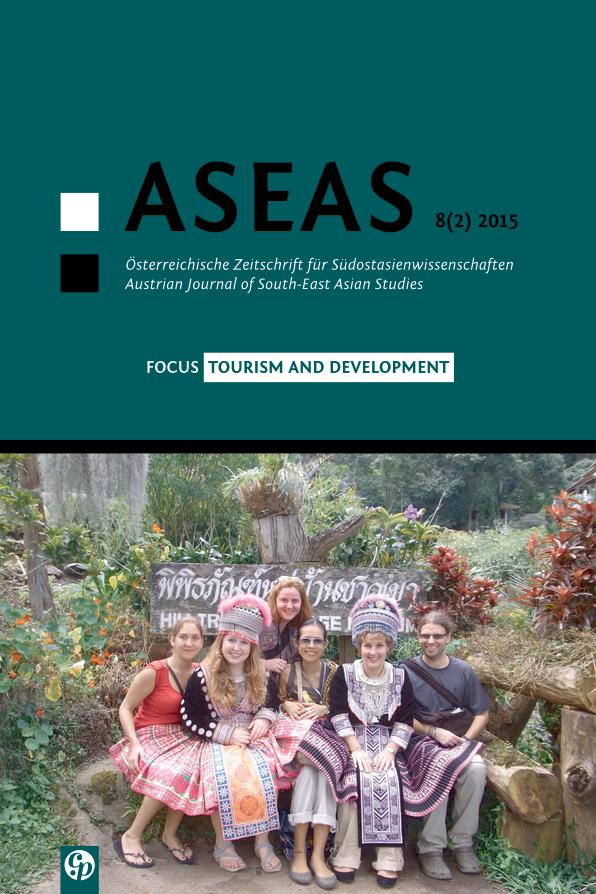 View Vol. 8 No. 2 (2015): Tourism and Development