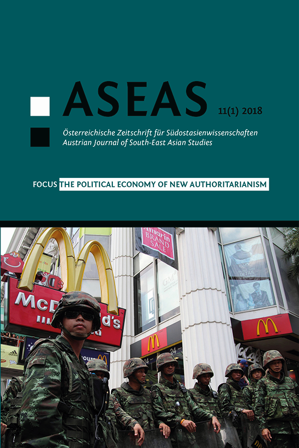 View Vol. 11 No. 1 (2018): The Political Economy of New Authoritarianism