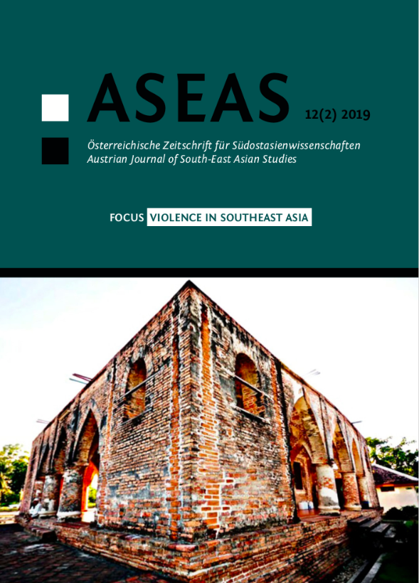 View Vol. 12 No. 2 (2019): Violence in Southeast Asia